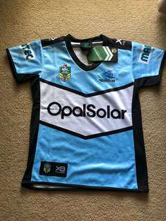 AUTHENTIC NRL SHARKS JERSEY