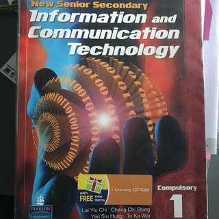 ict compulsory書New Senior Secondary Information and Communication Technology Compulsory vol.123