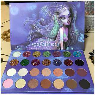 Glamierre Mermaid Palette