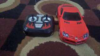 Mainan mobil REMOT anak murahh blm sebulan
