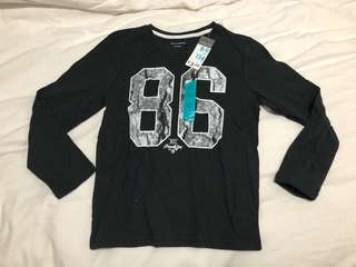 Brand New Auth Primark Boys Longsleeves Shirt