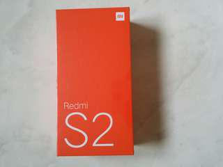 Redmi s2 32GB gold brand new sealed