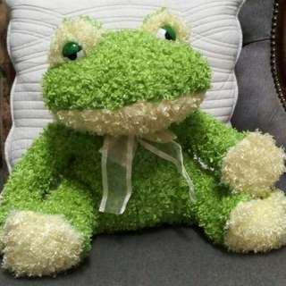 Big Green Frog