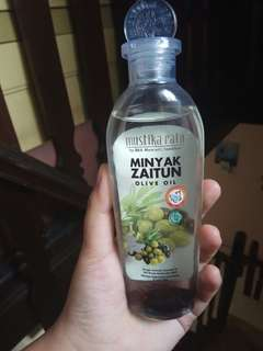 Mustika Ratu Olive Oil 175ml