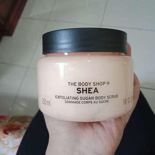 Shea Scrub Body butter