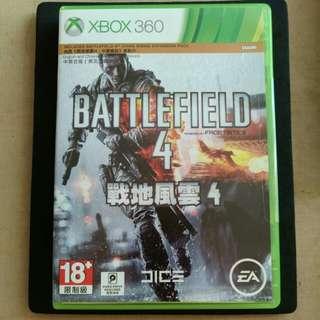 全新 Battlefield 4 Xbox 360 Game