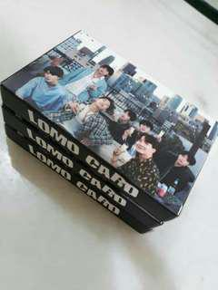BTS 5th Anniversary Lomo Card Set