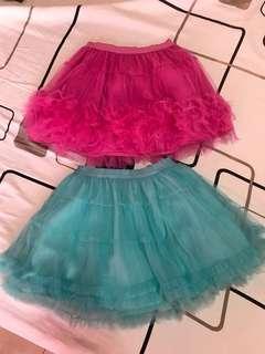 Gingersnap Tutu Skirt
