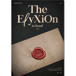 EXO PLANET 4 - The ElyXiOn in Seoul DVD