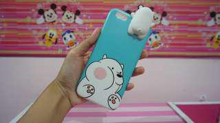 Case iPhone 6/6S Ice Bear We Bare Bears