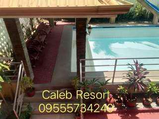 Caleb Private Pool Resort for Rent in Pansol Calamba Laguna