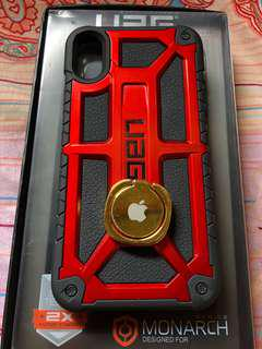 IphoneX Monarch UAG hard quality case original