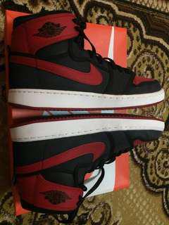 Jordan 1 KO Breds #CarousellSneakerFest