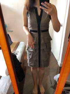 BCBGMaxazria one piece dress