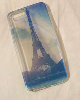 iPhone 7/8 Plus Eiffel Tower soft phone case