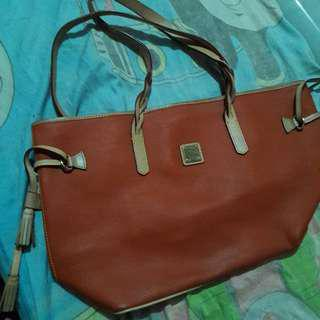 Dooney and bourke XL shopper tote