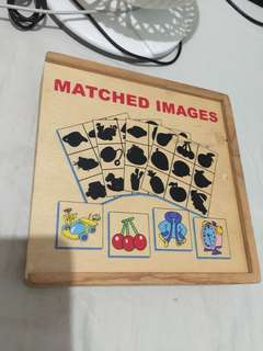 Educational Matched Images