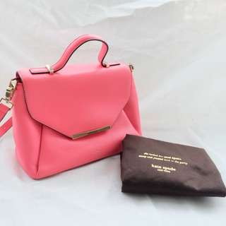 Katespade Shocking Pink Bag
