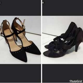 Bundle Heels