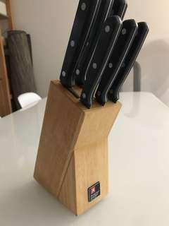 Richardson Sheffield 6 piece knife set