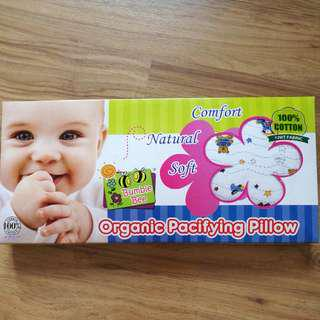 Brand New Organic Pacifying Pillow (FURTHER DEDUCTION)