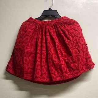 Jack Wills Mini Skirt