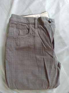 G2000 Chequered Pants Bottom Office