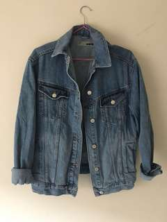 Denim Jacket - TOPSHOP