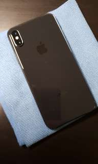 Iphone X 256GB - Space Grey (used)