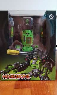 Transformers - Toyworld Hardbone (Headmaster)