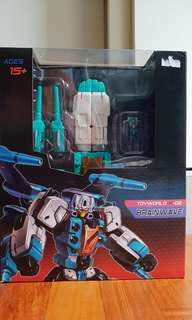 Transformers Toyworld Brainwave (Brainstorm)