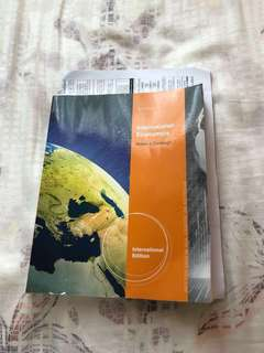 International economics by robert j carbaugh books stationery international economics by robert j carbaugh 14th edition fandeluxe Choice Image