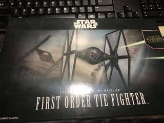 Bandai Star Wars First Order Tie Fighter