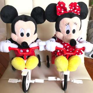 Micky&minnie mouse