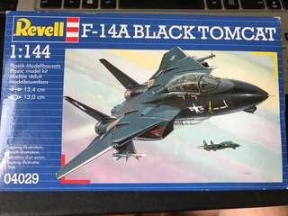 Revell F-14A Plastic Model Kit