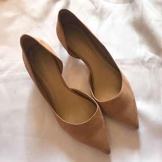 🈹大平賣包郵 Charles & Keith Heels 高跟鞋