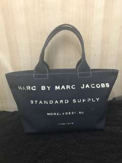Marc By Marc Jacobs canvas tote bag