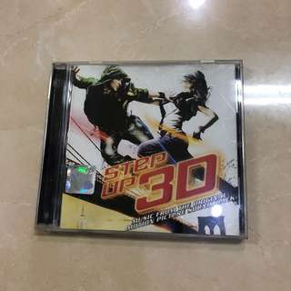 Step Up 3D Album