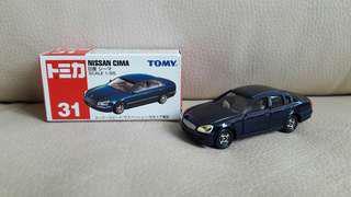 Tomica車仔 31 CIMA