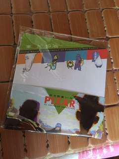 包郵 彼思動畫 Pixar 30週年 memo字條貼