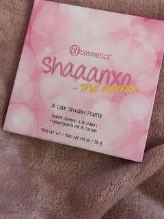 Shaaanxo the remix palette