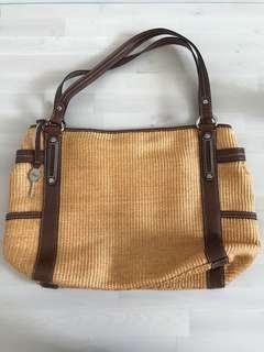 Reprice! Fossil Vintage Bag