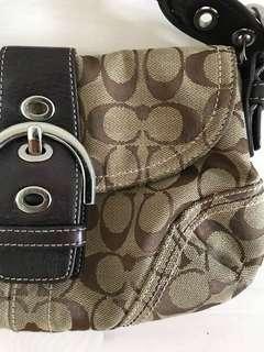 Reprice! Coach Signature Soho Bag