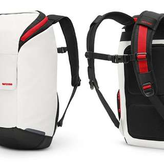 White incase brand new backpack