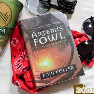 Artemis Fowl - The Opal Deception by Eoin Colfer