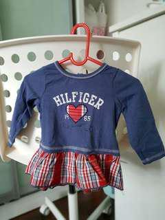 Pre-loved Tommy Hilfiger long sleeve set
