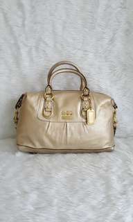 Auth Coach Madison Sabrina convertible bag michael kors kate spade