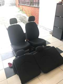 Seat Passo TRD 07