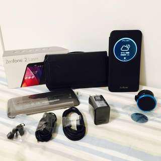 🚚 [二手]ASUS ZenFone 2 Laser手機全配備