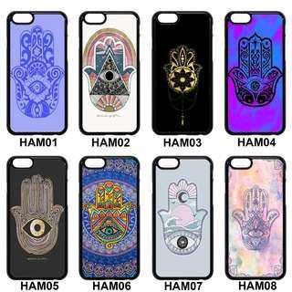 Hamsa Phone Cases